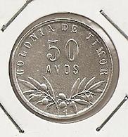 TIMOR 50 AVOS 1948 TRES DIFFICILLE - Timor