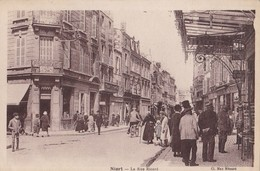 NIORT - La Rue Ricard - Niort