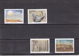 Namibia Nº 655 Al 658 - Namibia (1990- ...)