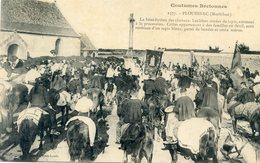 56   PLOUHINEC  BENEDICTION DES CHEVAUX - Other Municipalities