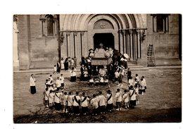 Saint Sever. Procession. Carte Photo . - Saint Sever