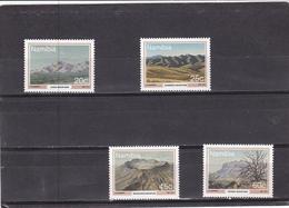 Namibia Nº 663 Al 666 - Namibia (1990- ...)