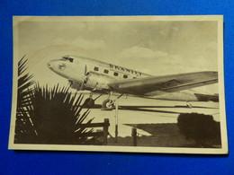 BRANIFF   DC 3      BROWNSVILLE TEXAS - 1946-....: Era Moderna