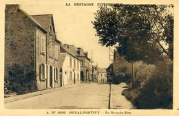 56   NOYAL PÖNTIVY  LA GRANDE RUE - France