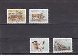 Namibia Nº 695 Al 698 - Namibia (1990- ...)