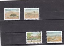 Namibia Nº 699 Al 702 - Namibia (1990- ...)