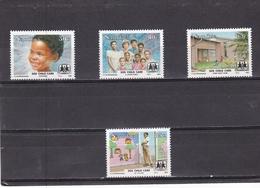 Namibia Nº 703 Al 706 - Namibia (1990- ...)