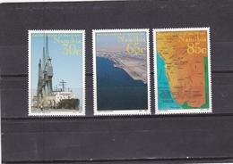 Namibia Nº 724 Al 726 - Namibia (1990- ...)