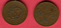 KIANGNAM    10 CASH ( Y 135;3)     TB 15 - China
