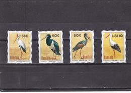 Namibia Nº 732 Al 735 - Namibia (1990- ...)