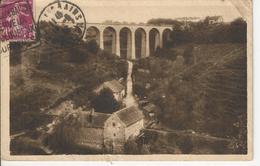 Neris Les Bains Le Viaduc Et Le Ruisseau De Courneron - Neris Les Bains