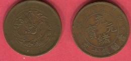 CHIHLI   10 CASH ( Y 67;3A)     TB 12 - China