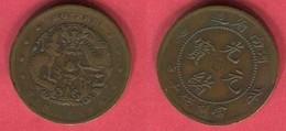 HONAN  10 CASH ( Y 108A;4)     TB 15 - China