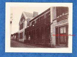 Photo Ancienne Vers 1900 - BRETAGNE - SAINT LUNAIRE ( Ille Et Vilaine ) - Belle Villa - Vers Dinard Trégastel - Lugares