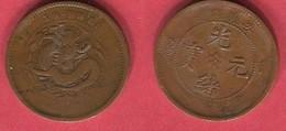 ANHWEI  10 CASH VERNIE ( Y36;A4)     B/TB 9 - China