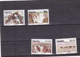 Namibia Nº 758 Al 761 - Namibia (1990- ...)