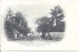 P034 - Ile De La Réunion - Saint-Pierre - Rue François De Mahy - Saint Pierre