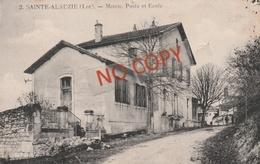 SAINTE ALAUZIE - Francia