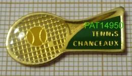 TENNIS CHANCEAUX  RAQUETTE BALLE JAUNE  Dpt 21 COTE D'OR - Tennis