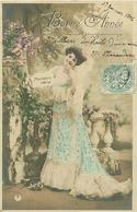 Carte  -      Femme       ,  Portrait        W1084 - Femmes