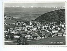 Sainte Croix Et Les Alpes - VD Waadt