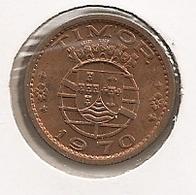 TIMOR 50 CENTAVOS 1970 UNC?? - Timor