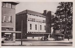 27694Bussum, Postkantoor (Fotokaart) - Bussum