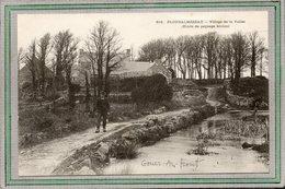 CPA - PLOUDALMEZEAU (29) - Aspect De La Mare-Abreuvoir Près Du Gouer-Ar-frout à L'entrée Du Village En 1900 - Ploudalmézeau