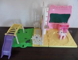 Petite école Avec Mini Petit Poney Coeur Hasbro 1999 - Caballos