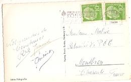 Germany & Marcofilia, Das Münster Zu Konstanz Am Bodensee, Montbron France (6868) - [7] République Fédérale