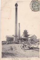 58. LA MACHINE. CPA. PUITS DE LA CHAPELLE ANNEE 1906 + TEXTE - La Machine