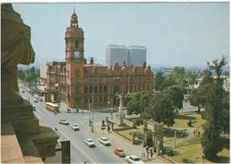 Pietermaritzburg Natal South Africa - City Hall - & Old Cars - South Africa