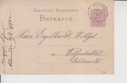 Germany Empire 1880+_ Postcard    (Germany-2) - Deutschland