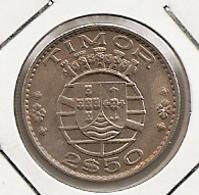 TIMOR 2$50 1970 UNC??? - Timor
