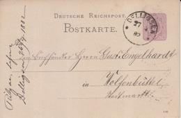 Germany Empire 1880+_ Postcard    (Germany-2) - Germany