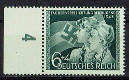 DR 1943 // Mi. 843 ** - Duitsland
