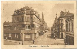 9Dp-790: Oberhausen - Marktstrasse  +S.M. PMB 10 BLP10 - Oberhausen