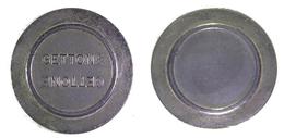 00967 GETTONE TOKEN JETON AUTOMATIC MACHINE FLIPPER GETTONE - Italy