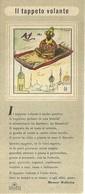 """4177 """"SEGNALIBRO BO FIM - TORINO-N° 2 IL TAPPETO VOLANTE"""" - Segnalibri"""