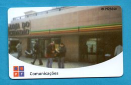 PORTUGAL  Chip Phonecard - Portugal