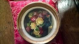 Médaillon De Peinture - Oils
