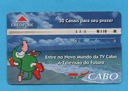 PORTUGAL Landis & Gyr Phonecard - Portugal