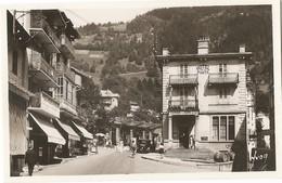 SAINT GERVAIS LES BAINS - PLACE ET HOTEL DE POSTE - FORMATO PICCOLO Prime Lucide - (rif. M82) - Saint-Gervais-les-Bains