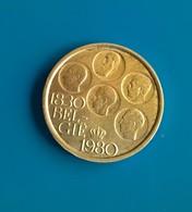500 Francs 1930-1980 Baudouin - 11. 500 Francs