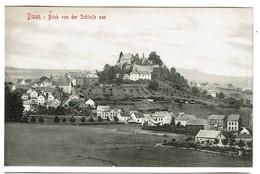 Daun - Blick Von Der Schleife Aus - 1909 - Verlag Stengel & Co. N° 33334 - 2 Scans - Daun