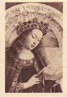 Brussel, Bruxelles, Maison D'Art, Hubert Et Jan Van Eyck, La Vierge, Détail (pk60657) - Musées