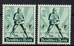 DR 1940 // Mi. 745 ** 2x - Deutschland
