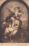 Brussel, Le Sommeil De L'enfant Jesus, The Child Jesus Asleep (pk60663) - Musées