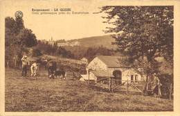 Borgoumont-La Gleize, Coin Pittoresque Près Du Sanatorium - Stoumont