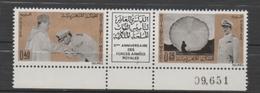 Maroc N°505A**, Bas De Feuille Numéroté - Marokko (1956-...)
